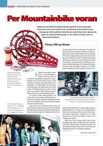Fierce: CNC aus Korea