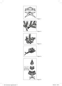 Figure 1. Figure 2. Figure 3. Figure 4. Figure 5. No.1-Instructions hinged tree.indd :47