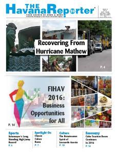 FIHAV 2016: Business Opportunities