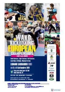 F.I.KBMS - FEDERAZIONE ITALIANA KICKBOXING, MUAY THAI, SAVATE e SHOOT BOXE Via Alessandro Manzoni, 18 Tel.: Monza MB Fax: 039