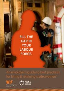 Fill the gap in your labour force