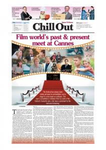 Film world s past & present meet at Cannes