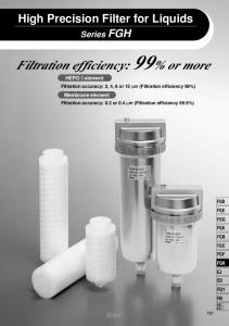 Filtration efficiency: 99% or more HEPO2element