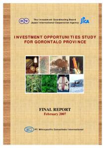 FINAL REPORT February 2007