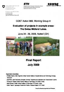 Final Report July 2009