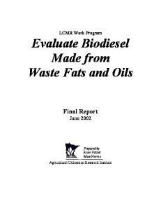 Final Report June 2002