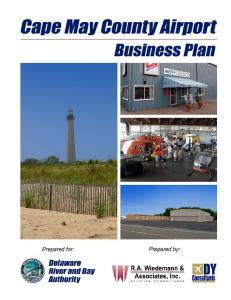 FINAL TECHNICAL REPORT Cape May County Airport Business Plan