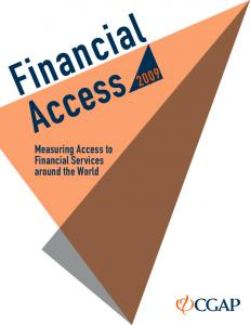 Financial Access. Measuring Access to Financial Services around the World