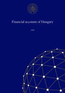 Financial accounts of Hungary