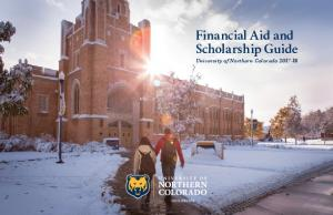 Financial Aid and Scholarship Guide