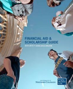 Financial Aid & Scholarship Guide