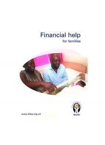 Financial help. for families