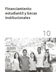 Financiamiento estudiantil y becas institucionales