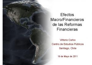 Financieros de las Reformas Financieras