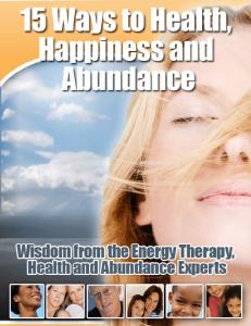 Find Out How to Transform Your Mental, Emotional and Physical Health in Minutes!