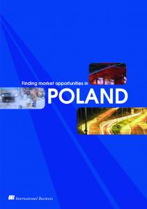 Finding market opportunities in POLAND