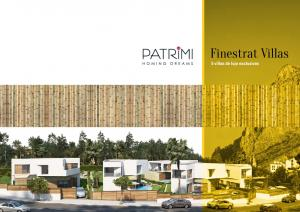 Finestrat Villas 5 villas de lujo exclusivas