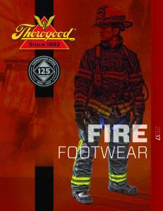 FIRE 2017 FIRE FOO F TWEAR OO