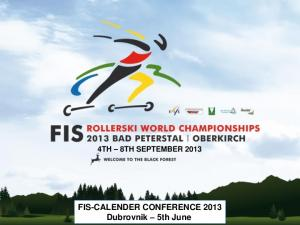FIS ROLLERSKI WORLD CHAMPIONSHIP