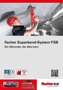fischer Superbond-System FSB