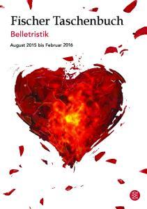 Fischer Taschenbuch. Belletristik. August 2015 bis Februar 2016