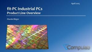 fit-pc Industrial PCs