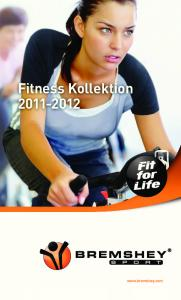 Fitness Kollektion