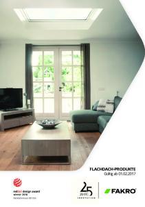 Flachdach-Fenster DEF DU6