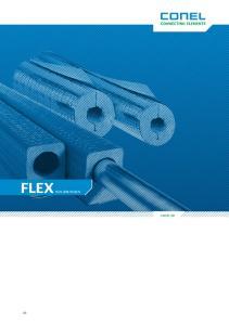 FLEX FLEX ISOLIERUNGEN. conel.de