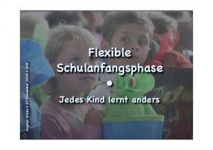 Flexible. Schulanfangsphase