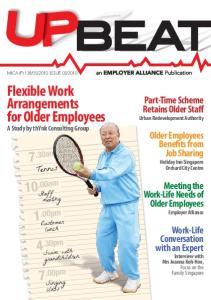 Flexible Work Arrangements for Older Employees