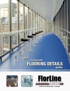 FLOORING DETAILS guide