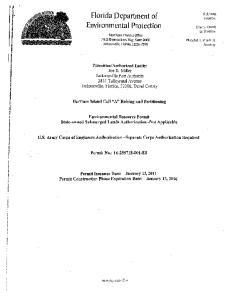 Florida Department of Environmental Protection