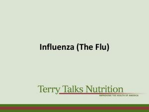 Flu Activity Remains High