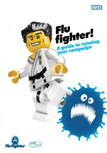 Flu fighter! A guide to running your campaign. flu fighter