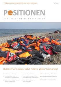 Flucht und Fluchtursachen: Globale Faktoren globale Verantwortung!