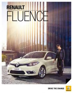 FLUENCE. drive the change