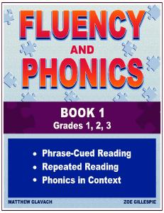 Fluency and Phonics, Book 1 CONTENTS