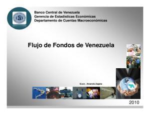 Flujo de Fondos de Venezuela
