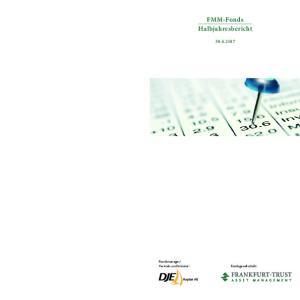 FMM-Fonds Halbjahresbericht