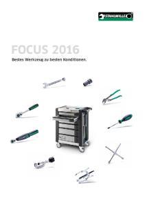 FOCUS Bestes Werkzeug zu besten Konditionen