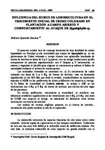 FOLIA AMAZONICA VOL. 5 (1-2) 1993 IIAP 49