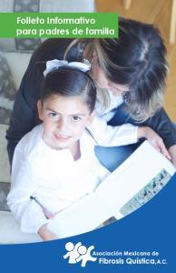 Folleto Informativo para padres de familia