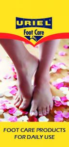FOOT CARE PRODUCTS FOR DAILY USE