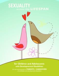 for Children and Adolescents with Developmental Disabilities