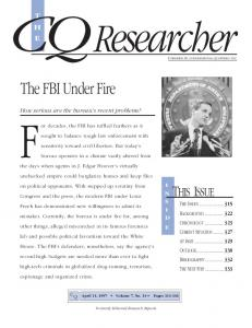 For decades, the FBI has ruffled feathers as it