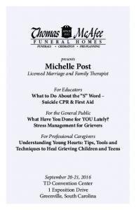 For Educators What to Do About the S Word Suicide CPR & First Aid