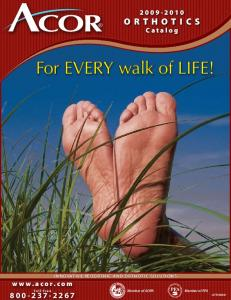 For EVERY walk of LIFE!