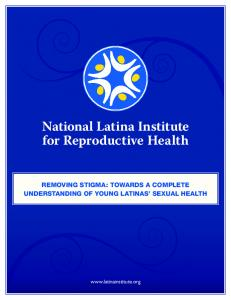 for Reproductive Health