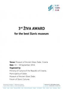 for the best Slavic museum